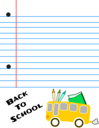 Back to School - Paper