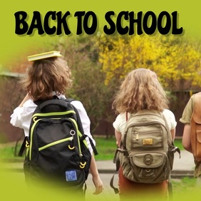 BACK TO SCHOOL SCHOOL