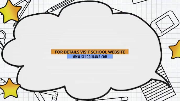 School Template Digital Display (16:9)