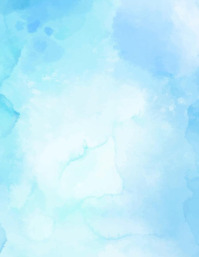 background, water color background Volante (Carta US) template