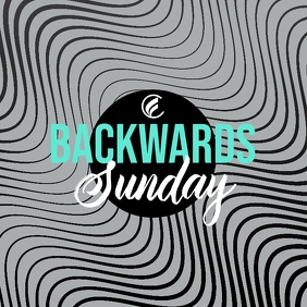 Backwards Sunday