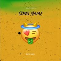 bad boy love money mixtape cover template