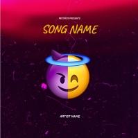 bad boy mixtape cover art design template Okładka albumu