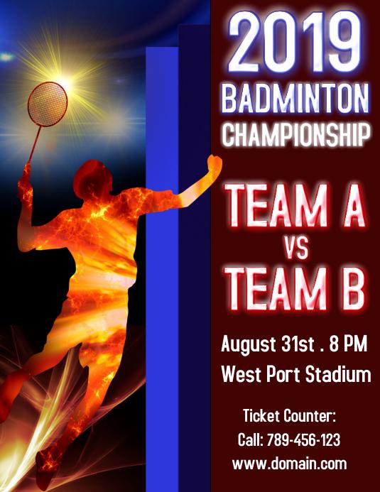 Badmintor Tournament