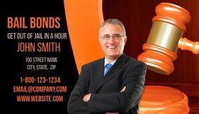 Bail Bonds Business Card