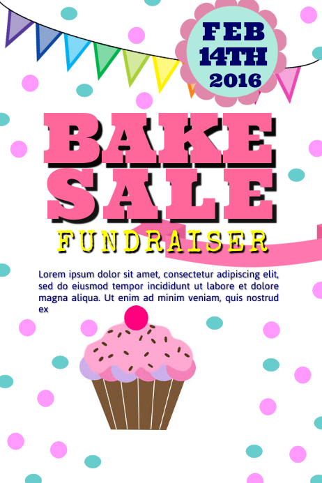 copy of bake sale