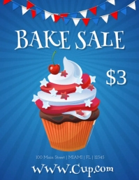 Bake Sale Template