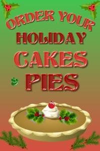 Bakery / Restaurant Poster