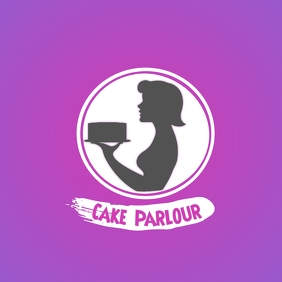 bakery and pastry logo Logotyp template