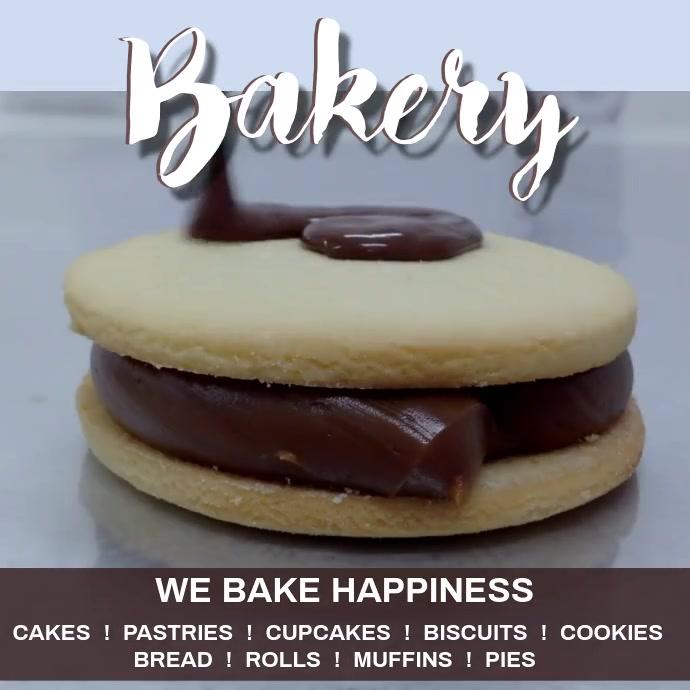 bakery Kvadrat (1:1) template