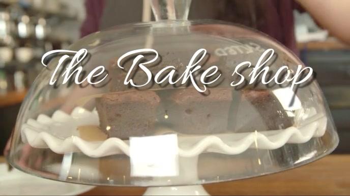 bakery Digitalt display (16:9) template