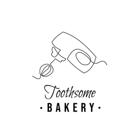Bakery drawn logo template