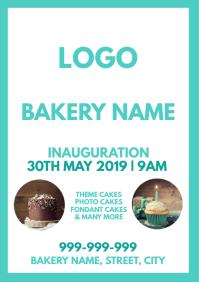 Bakery inaugration
