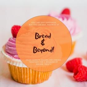 Bakery Instagram Post Template