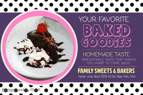 Bakery Poster Template