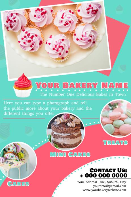 Bakery Shop Ad