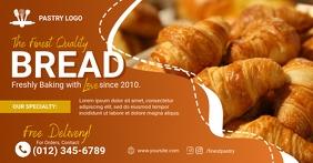 Bakery Social Media Promotion Template