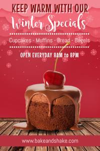Bakery Winter Specials Promo