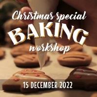 Baking workshop