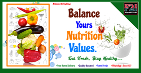 Balance your nutrition