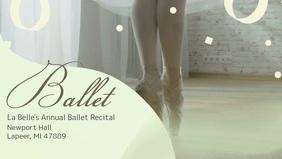 Ballet Classes Advertisement Facebook Video
