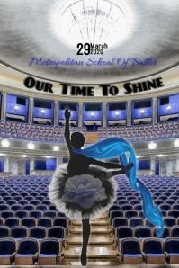 Ballet/Dance/theater/performance/concert