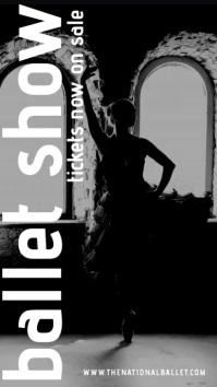 Ballet Poster Template Digital Display (9:16)