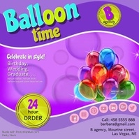 balloon time video1