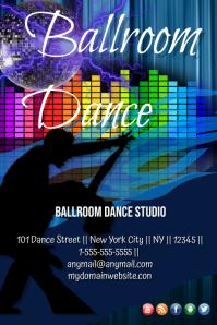 Ballroom Dance Template