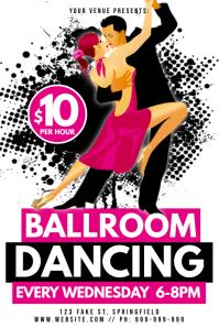 Ballroom Dancing Poster