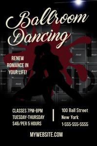 Ballroom Dancing Template