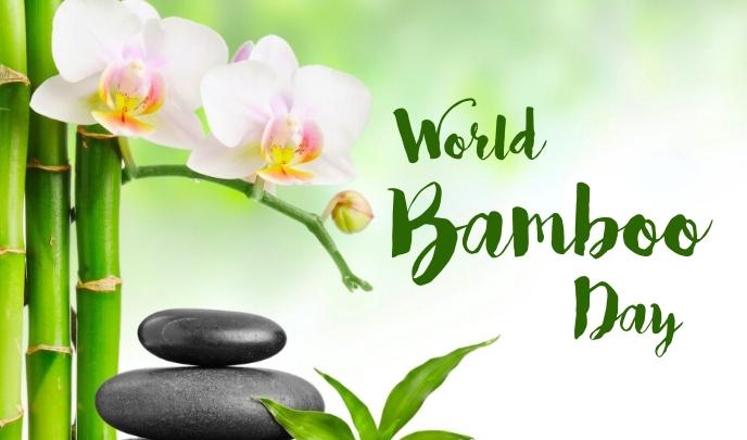 Bamboo Day Тег template