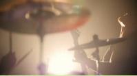 Band Flayer And Music Fotografia de capa do canal do YouTube template