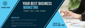 BANNER OF corporate business video template