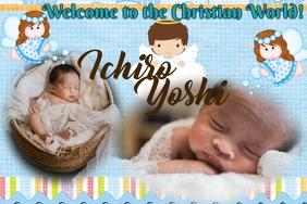 baptism baby boy