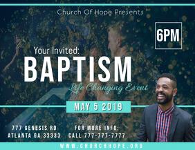 Baptism Fyer
