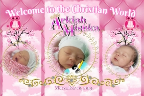 Baptism Tarp_baby girl