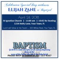Baptismal Video