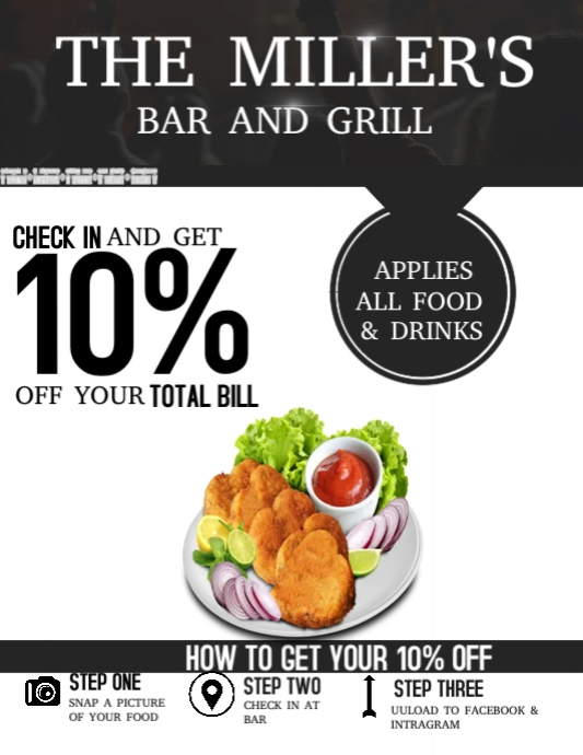 Bar and Grill