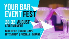 Bar Event Festival Template