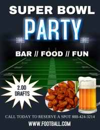 BAR SPORTS BAR FOOTBALL SUPER BOWL FOOTBALL