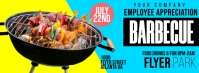 Barbecue Facebook Cover Photo template