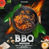 Barbecue flyers,menu flyers,food menu