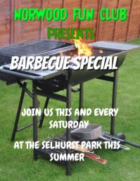 Barbecue Template