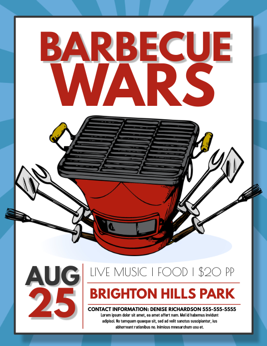 barbecue wars