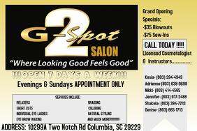 Barbershop beginnings