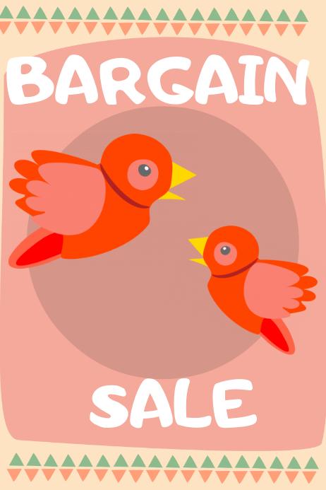 Bargain Sales