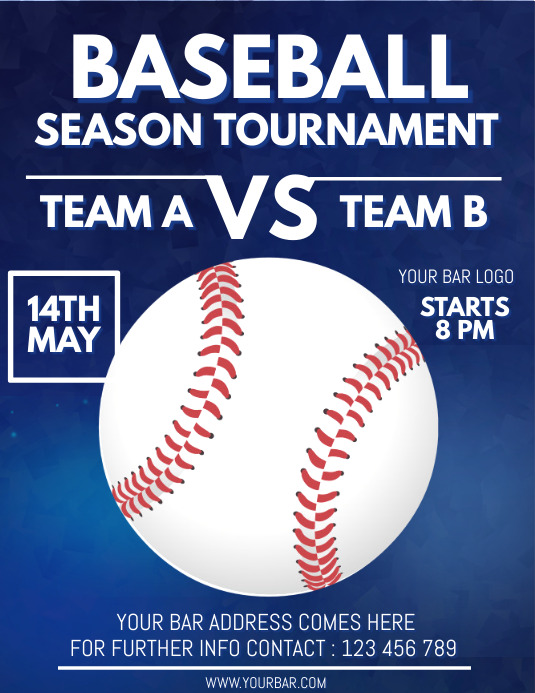 baseball flyer, baseball game, baseball tournament