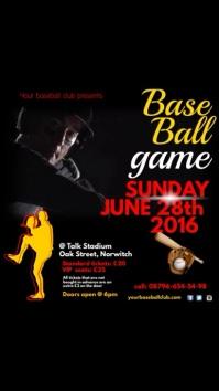Baseball Game Instagram