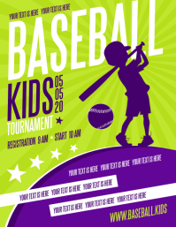 BASEBALL KIDS FLYER